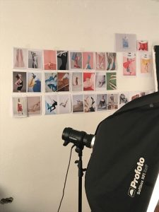 Nueva sesión fotográfica para la nueva colección.